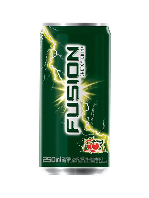 Fusion Energy Drink Logo