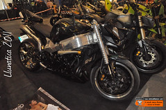 Bike Show Llunatica 2011, Fightblade