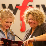 Wed, 09/02/2011 - 8:20pm - Ohio singer-songwriter (and American Idol runner-up) Crystal Bowersox in a live performance and interview at WFUV. Hosted by Rita Houston. Photo by Cynthia O'Connor.