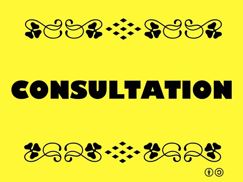 Buzzword Bingo: Consultation