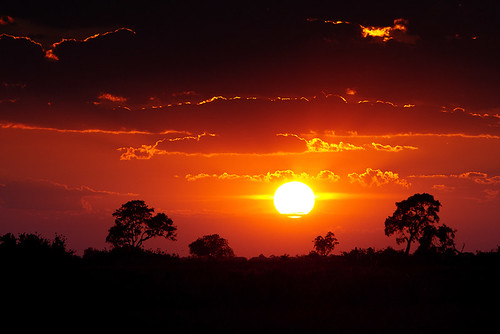 Great African Sunrise