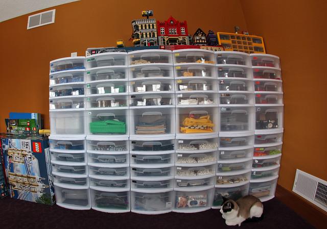 Lego Storage Flickr Photo Sharing