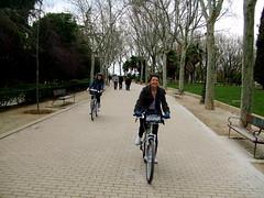 Sofia biking