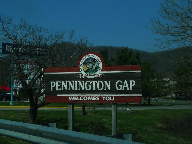 pennington gap dating Virginia dating: city: county: total: city: county:  pennington gap lee 7 chincoteague accomack 2  free online dating site.