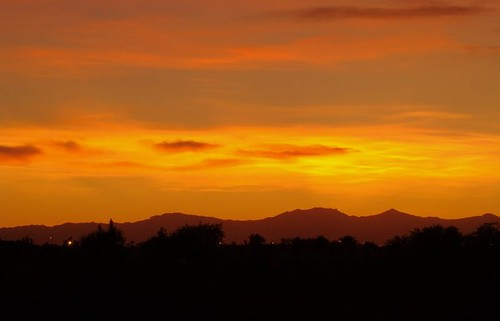 sunset arizona sky nature us az sunsetsky skypainting arizonasky