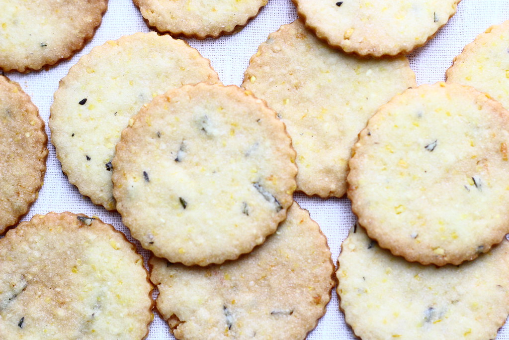 Rosemary Cookies