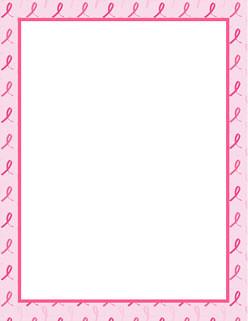 Bcrf Pink Ribbon Border Flickr Photo Sharing