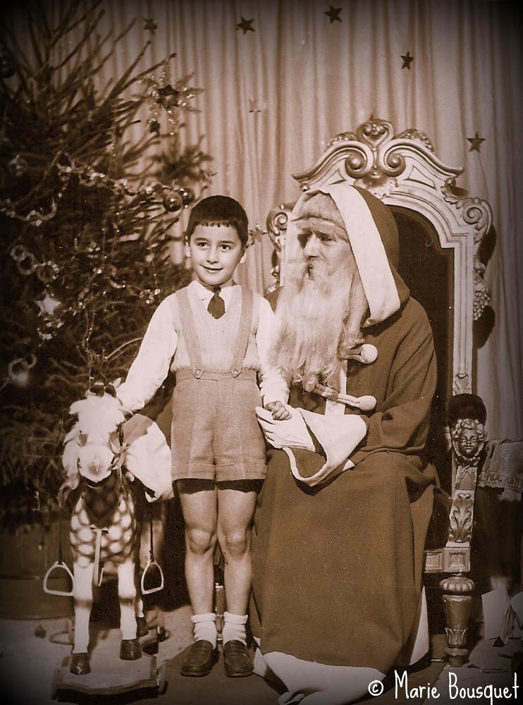 Noël d'autrefois dans les années 40