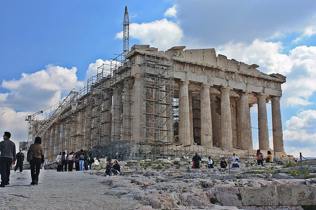 Parthenon Reconstruction | Flickr - Photo Sharing!