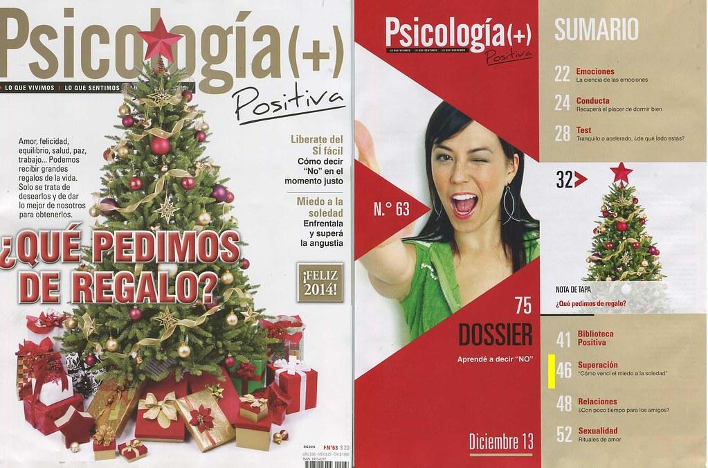 Revista Psicología Positiva Diciembre 2013 (1)
