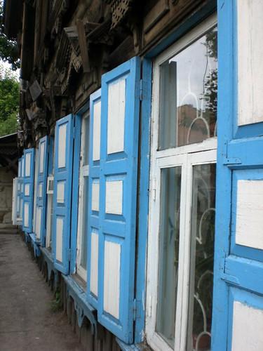 Ventanas de casas siberianas Irkutsk, la venecia siberiana de Rusia - 13832126135 1ca6be81d9 - Irkutsk, la venecia siberiana de Rusia