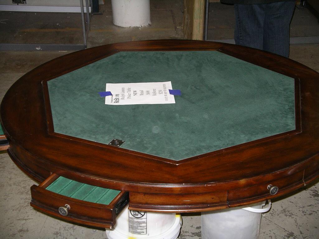Poker Tabel Top $250
