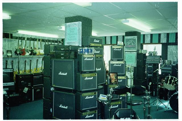 hmv Bedford 1985
