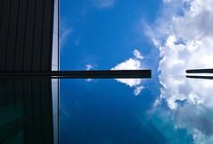 Window Reflections - Manchester UK