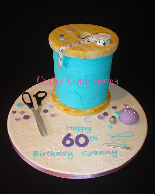 Cake Ideas For A 60th Birthday Party : 5400772529_4817fd3aa0_z.jpg