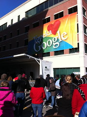 Topeka loves Google rally