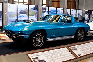 Corvette Sting Ray 1965