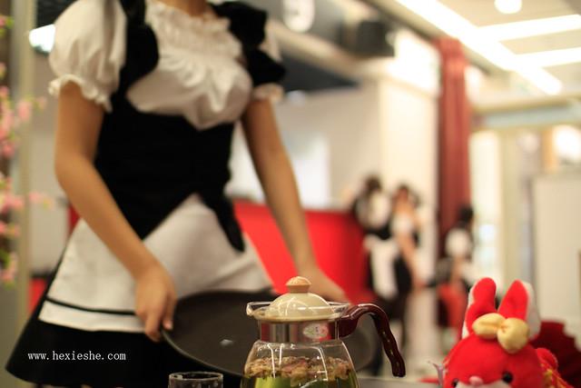 新尚数码广场Luna女仆咖啡屋_和邪社22