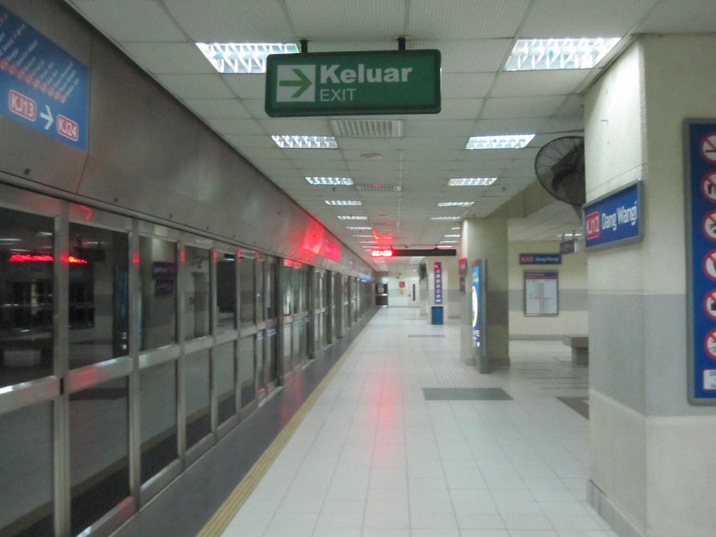 Dang Wangi - Kuala Lumpur