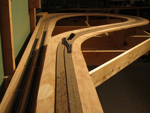 layoutconstruction modelrailroad