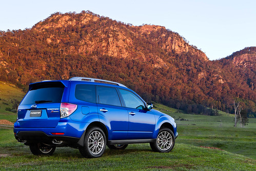 2011 Subaru Forester - S Edition | by The National Roads and Motorists' Association