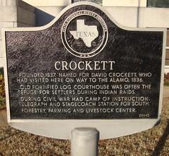 Photo of Andrew Edwards Gossett and Elijah Gossett black plaque