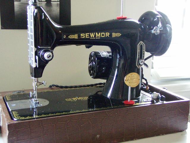 sewmore sewing machine