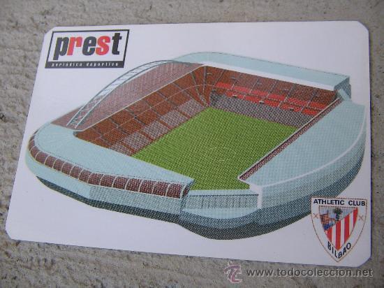 Athletic Bilbao Calendario.Calendario Futbol Athletic Bilbao 1996 Enero Junio Y Ca