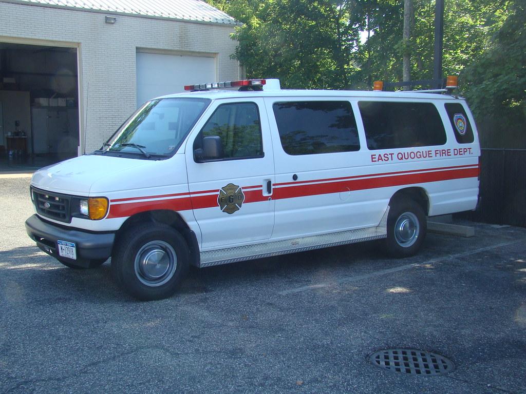 East Quoque Van