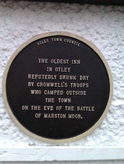 Photo of Black plaque № 6264