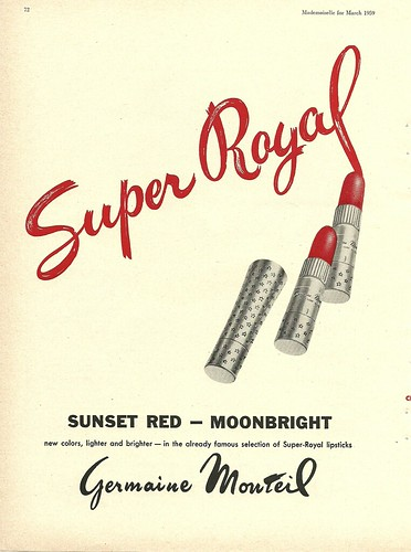 super royal lipstick by Millie Motts
