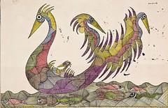 velociraptor(0.0), sketch(0.0), fictional character(1.0), drawing(1.0), dragon(1.0), cartoon(1.0), illustration(1.0),