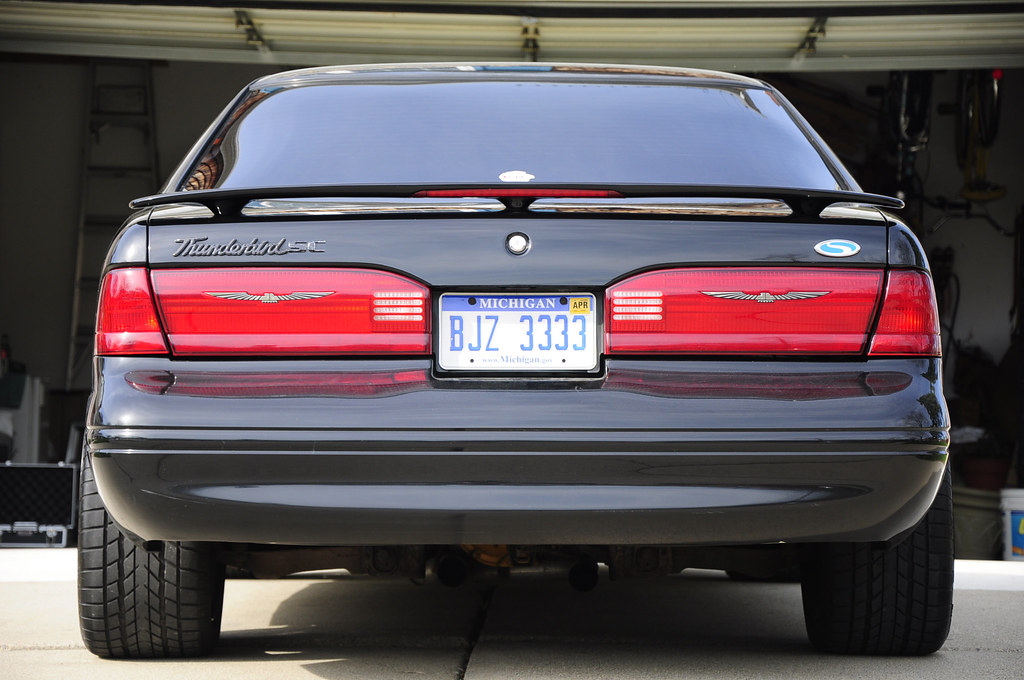 FS 1997 V8 Supercharged 5 Speed Thunderbird
