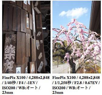 Fujifilm X100 Review Samples