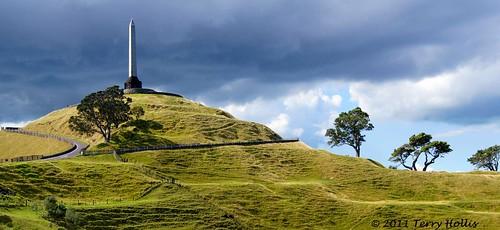 newzealand sony auckland aotearoa cornwallpark top20nz top20flickrskylines maungakiekie anawesomeshot dslt terryhollis sonydt1855mmf3556samsal1855 a55v