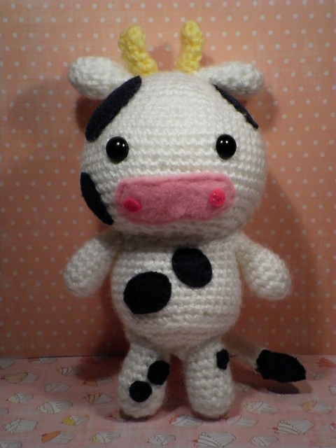 Amigurumi Cowco : Amigurumi Cow Free Pattern submited images.