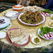 Family Dinner in Rasun, Jordan