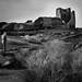 Contemplation - Wukoki Ruins, Arizona by D'ArcyG