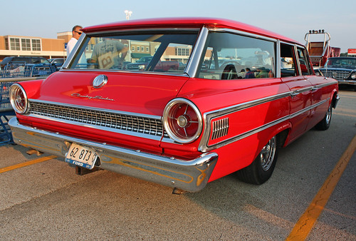1963 Ford Country Sedan Station Wagon (7 of 9)