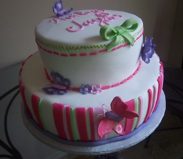 Butterfly Baby Shower Cake Images : butterfly baby shower cake Flickr - Photo Sharing!