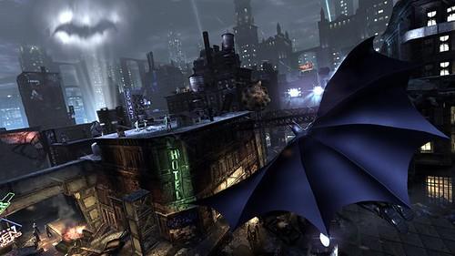 Batman Arkham City #4