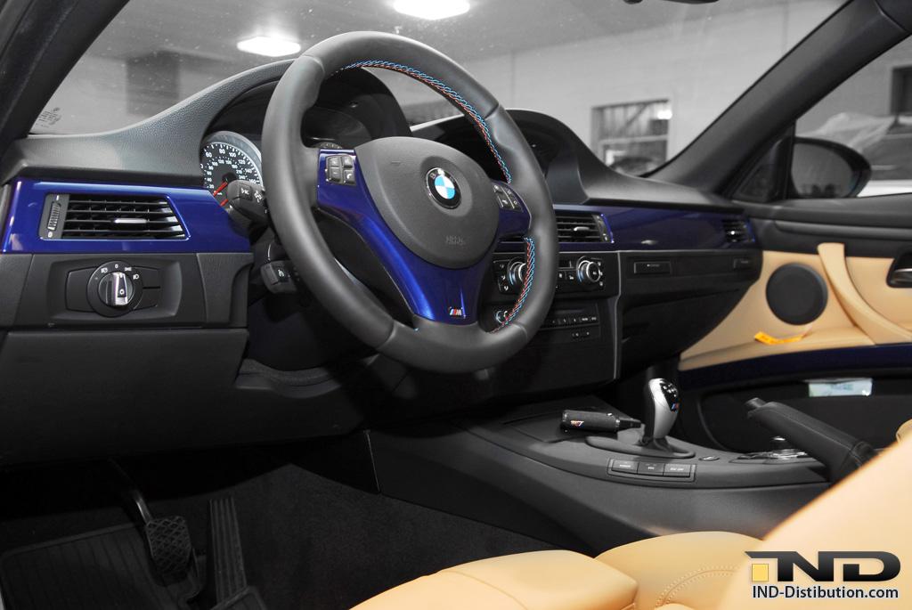 bmw e46 interior trim paint