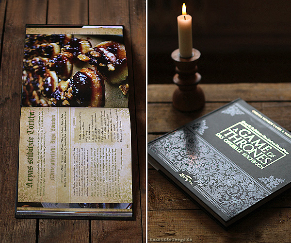 Game of Thrones Cookbook +++keksunterwegs.de+++