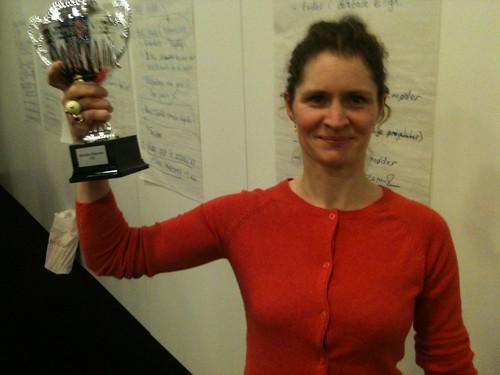 Månedens Playmaker hos Miljøministeriet - Digital forvaltning og GIS - Lise Tejsner