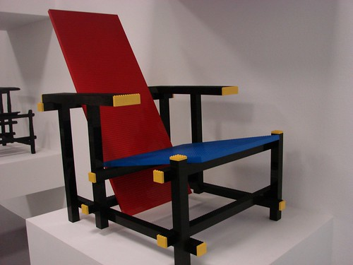 Lego My Chair