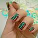 hype nail art haha by gimimimi