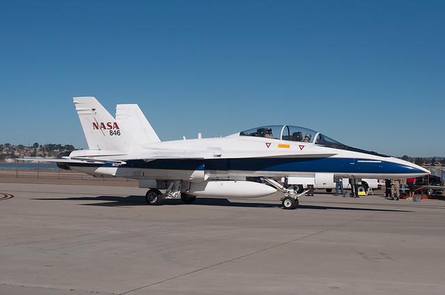 nasa f 18 pilot -#main