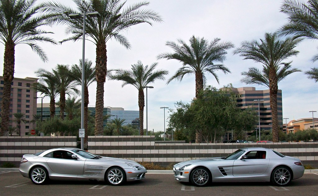 mercedes-benz slr mclaren & sls amg | monkey wrench media | flickr