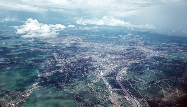 Saigon - Vietnam - 1967-68