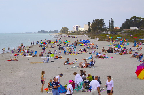 Venice Beach in Florida